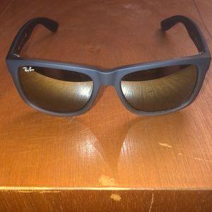 Oakley Justin Sunglasses 55mm